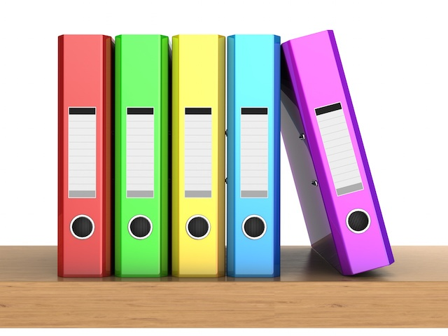 New Year Resolution for ADHD - Get Organized