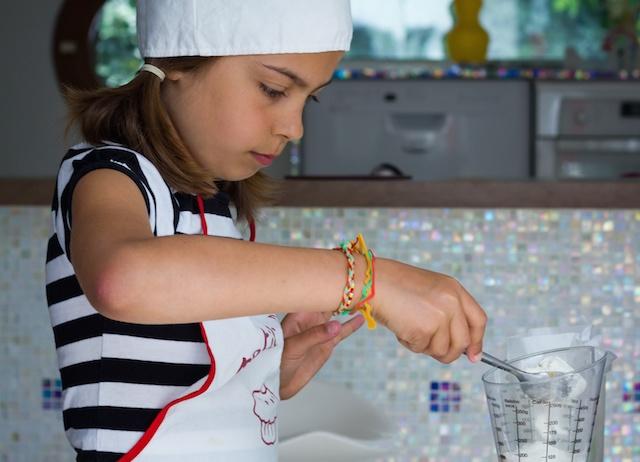 Math Skills in Cooking   Measuring Gluten-free Flour