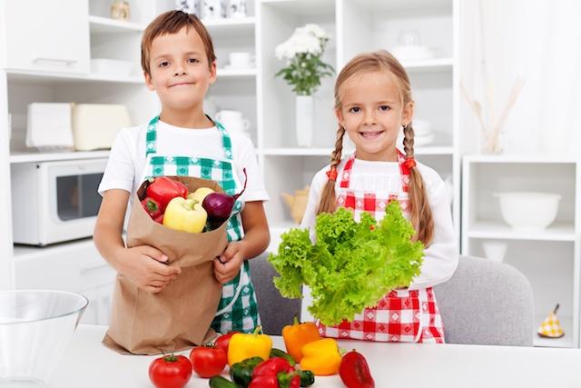Eat More Veggies | Kids and Vegetables
