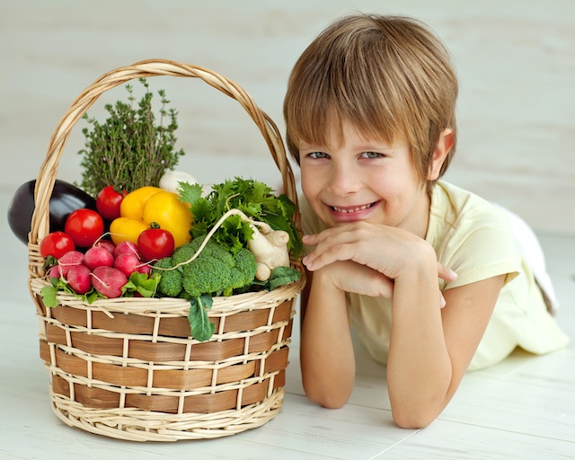 Getting Kids to Eat Clean | Family Nutrition