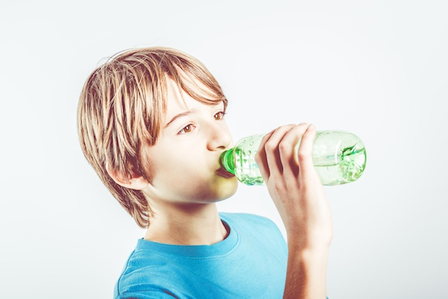 Importance of Hydration in Childhood