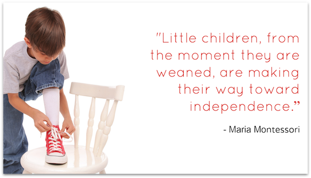 Fostering Independence in Children