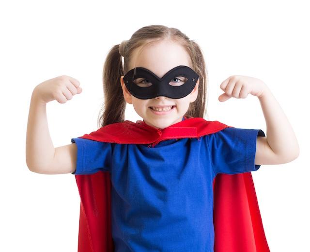 Child Nutrition Superhero