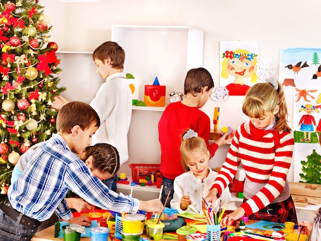 Social Tips for Classroom Holiday Parties