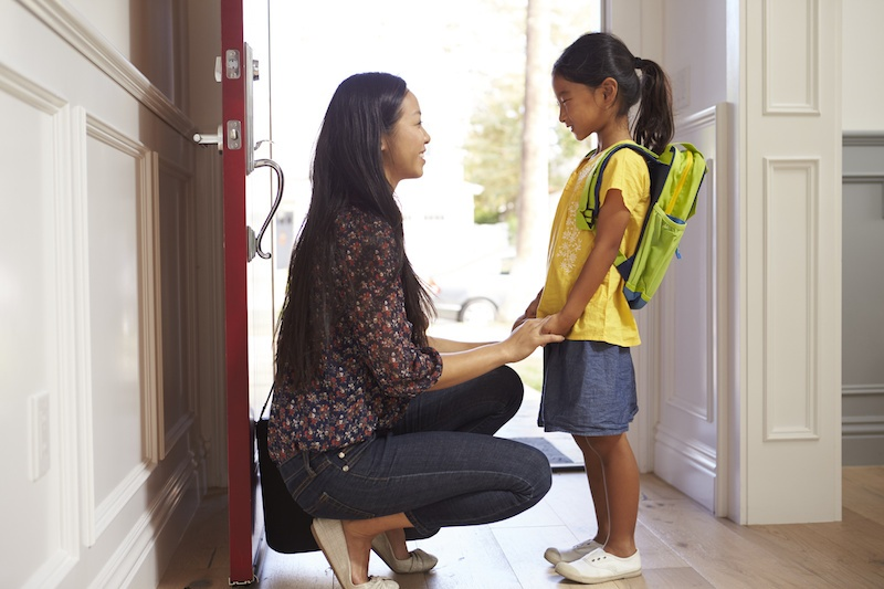 Back to School Tips for a Smooth Morning
