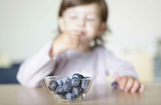 Blueberries for Brain Health