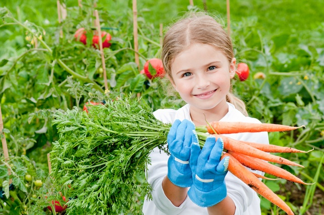 Eat More Vegetables Through Gardening