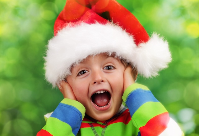 Find Stillness for Hyperactivity During the Holidays