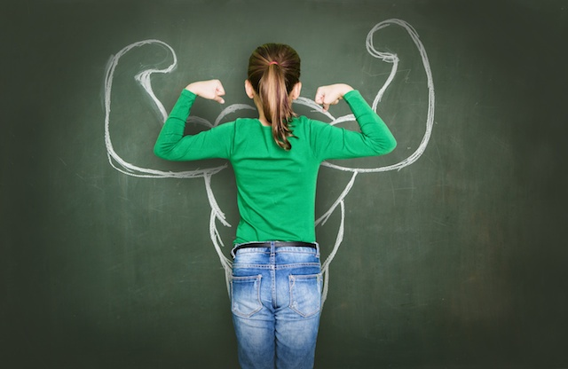 Improve Academic Self Esteem