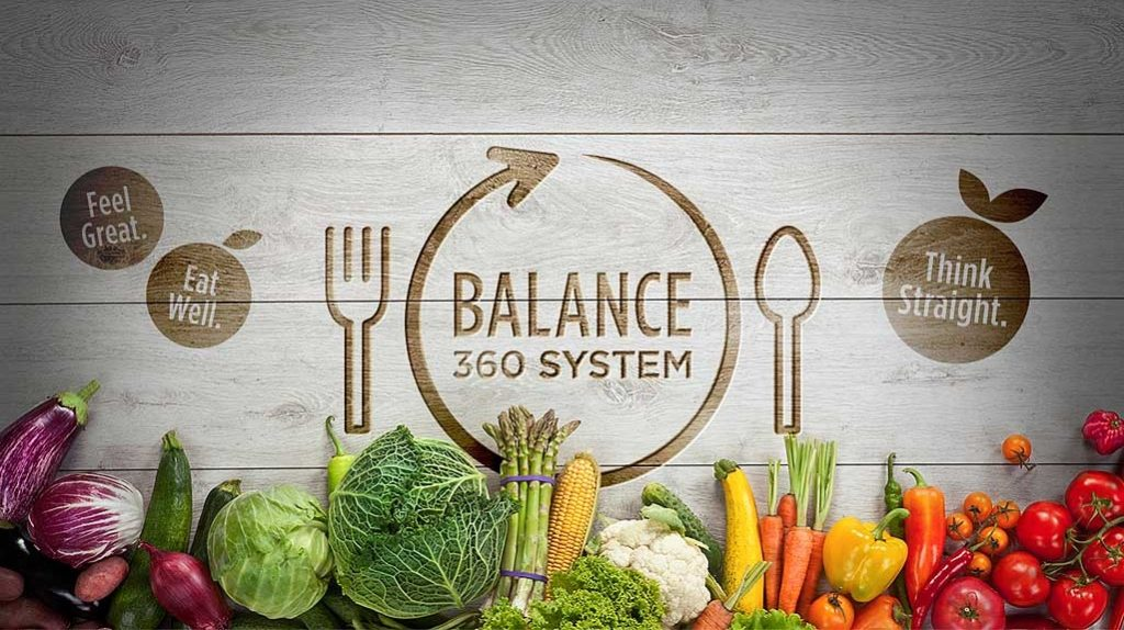 Balance 360 Clean Eating Nutrition System