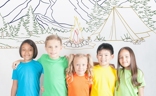 summer camp for children with social issues