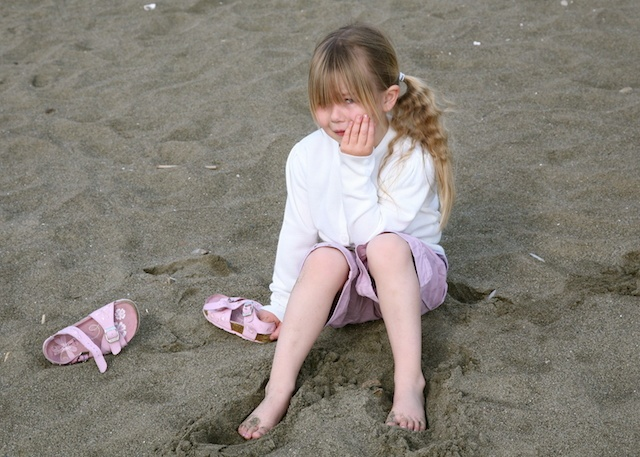 Sensory Processing Disorder Summertime Meltdown