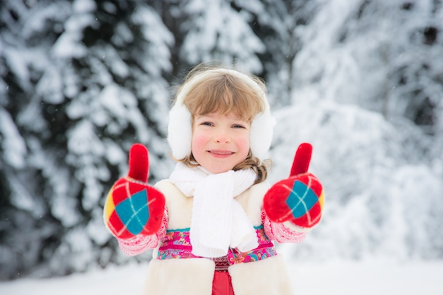Winter Prep Sensory Processing Disorder