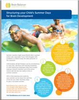 Summer Transition Routine Chart