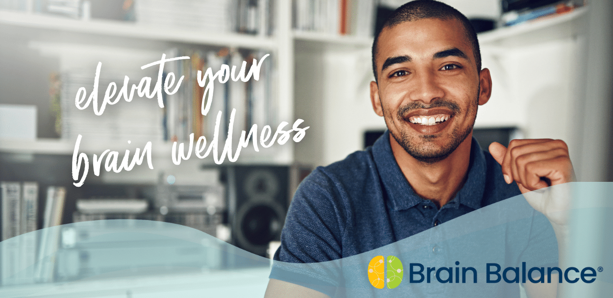 elevate your brain wellness website image