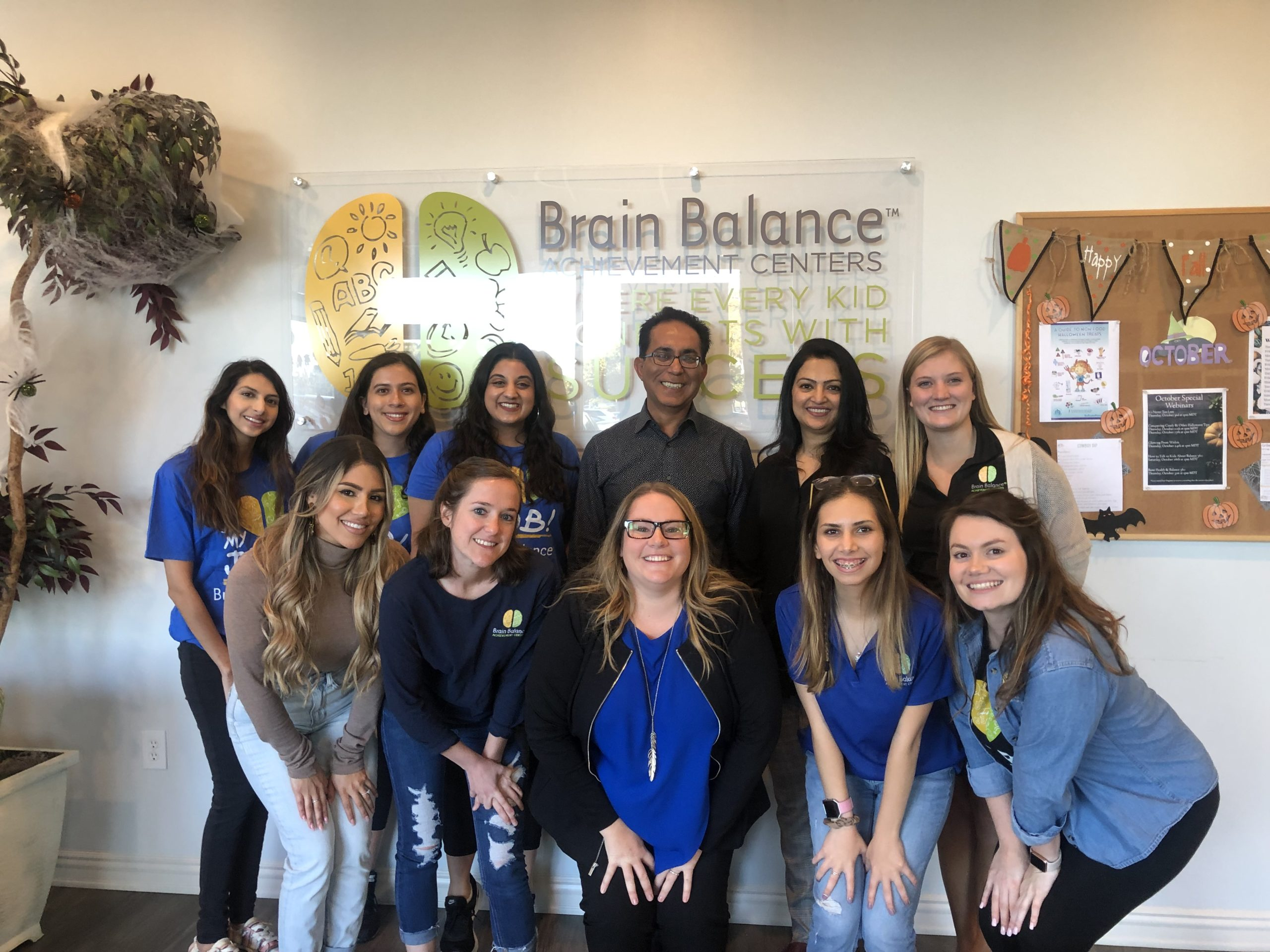 Our Brain Balance Family